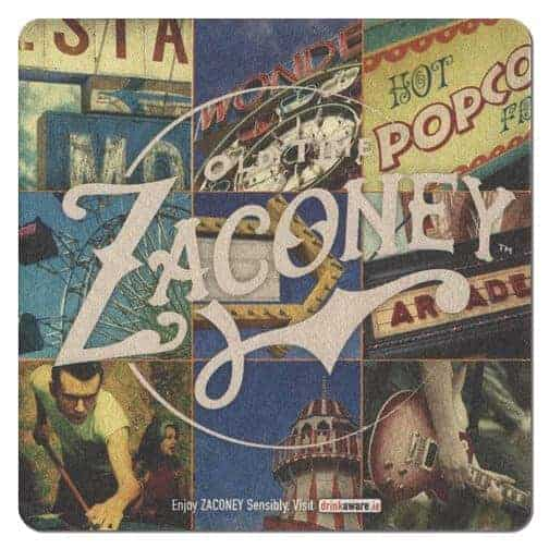 Zaconey Coaster Front