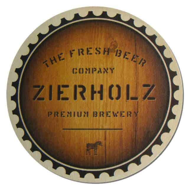 Zierholz Coaster