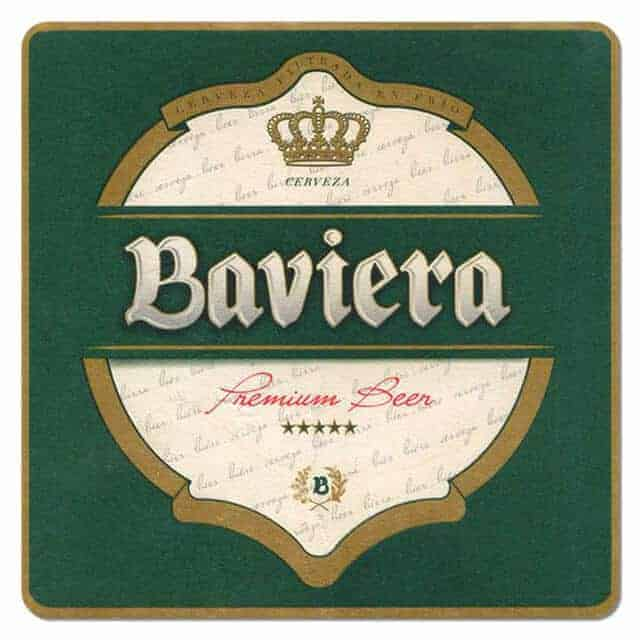 Baviera Beer Coaster