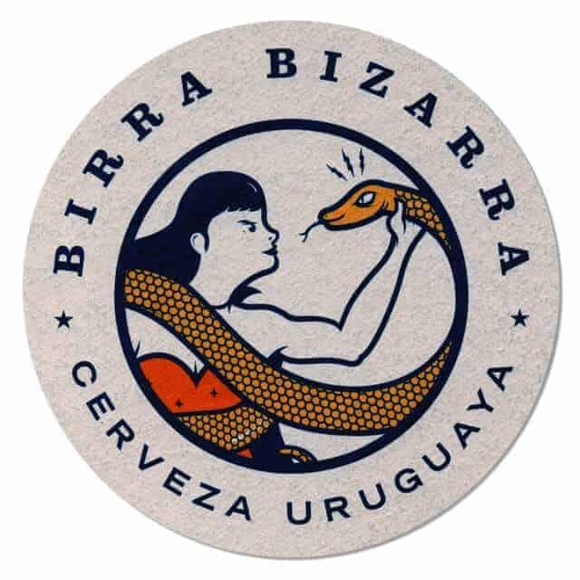 Birra Bizarra Coaster