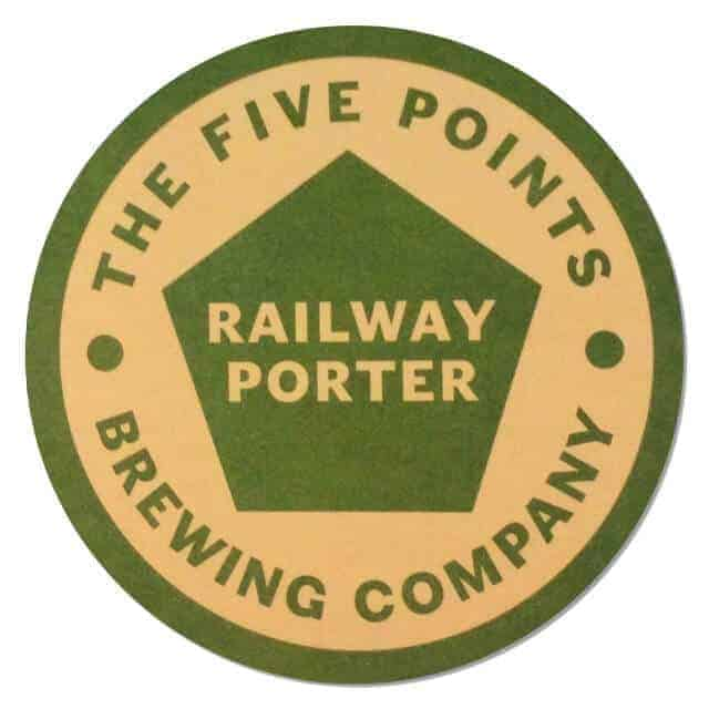 The Five Points Brewing Company - Railway Porter