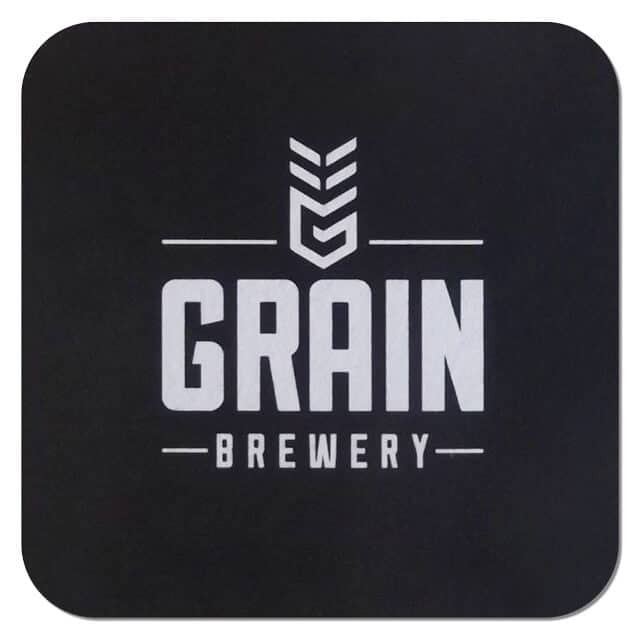 Grain Brewery Coaster