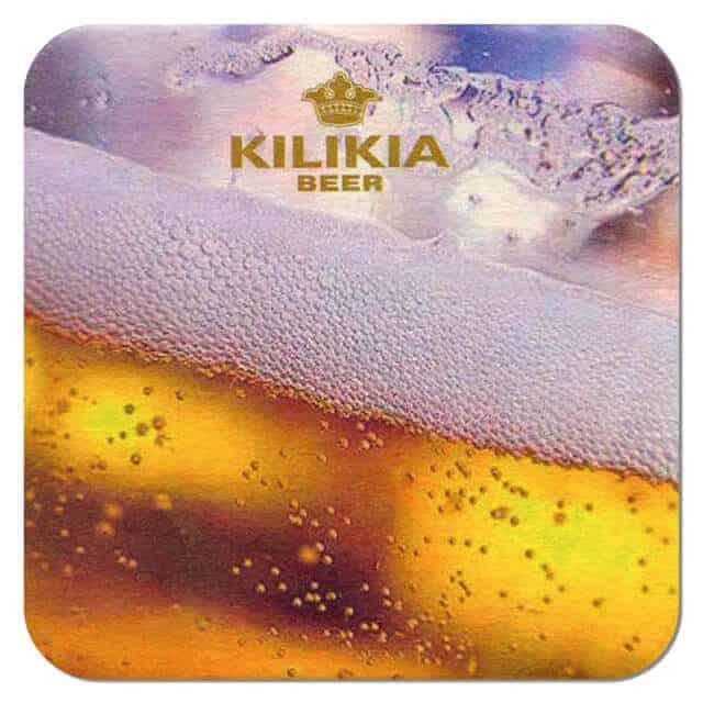 Kilikia Beer Coaster