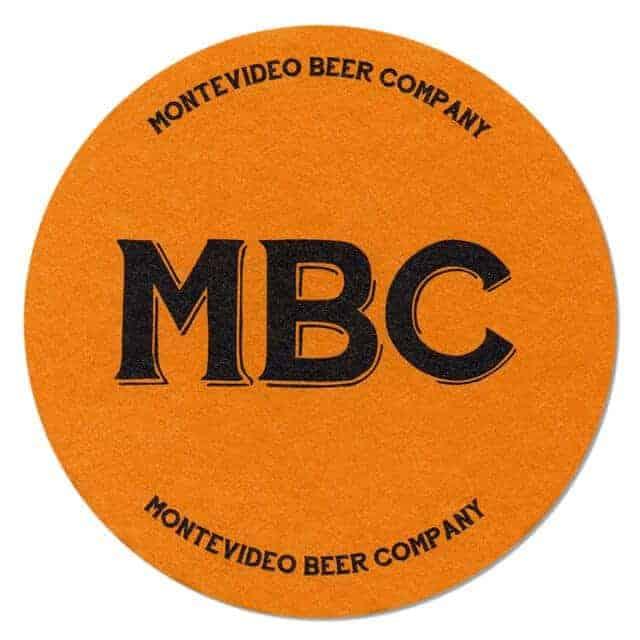 Montevideo Beer Company Coaster