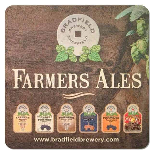 Bradfield Brewery Drip Mat