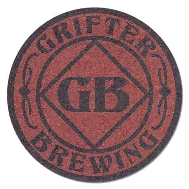 Grifter Brewing Drip Mat