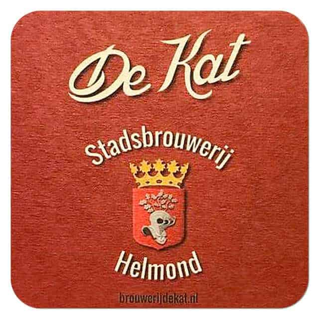 Brouwerij De Kat Beer Mat