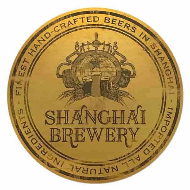 Shanghai Brewery Coaster
