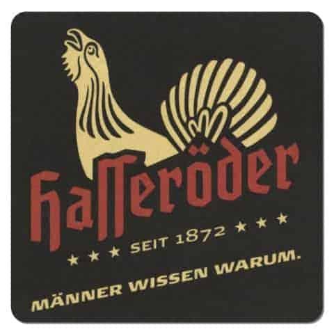 Halleroder Beer Mat