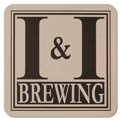 I and I Brewing Beer Mat