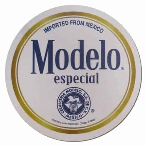 Modelo Especial Beer Mat