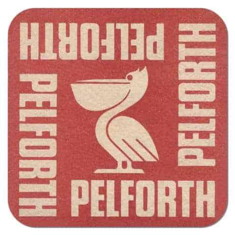 Pelforth Beer Mat