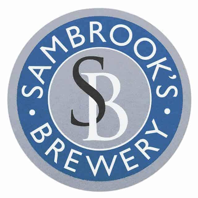 Sambrook's Brewery Coaster