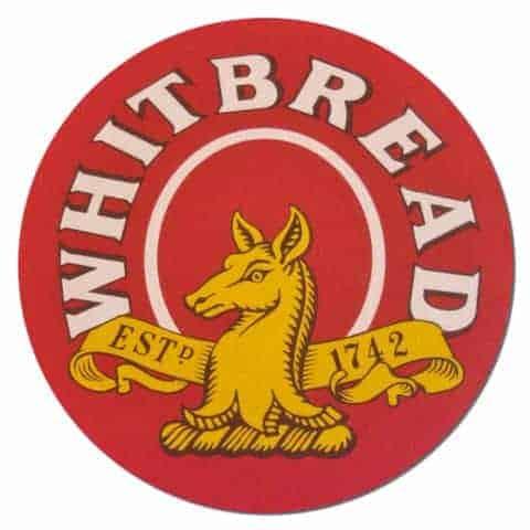Whitbread Beer Mat