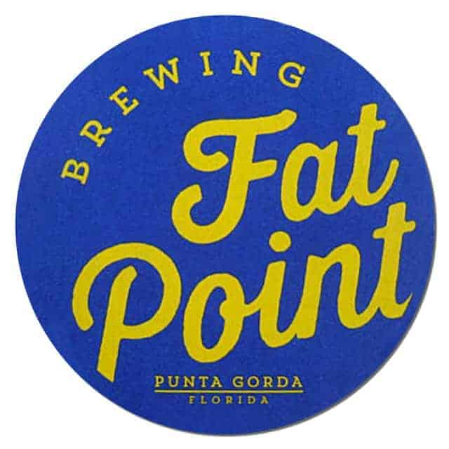 Fat Point Brewing Beer Mat