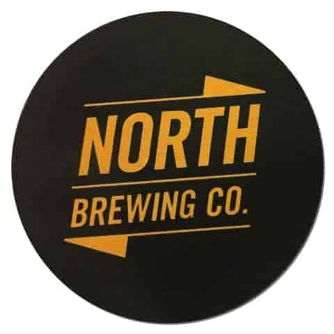 North Brewing Co Beer Mat