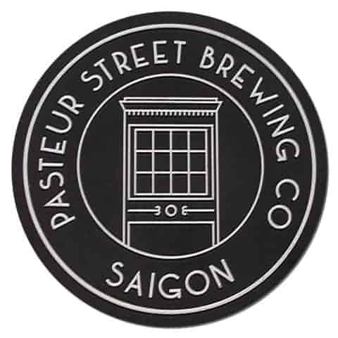 Pasteur Street Brewing Beer Mat