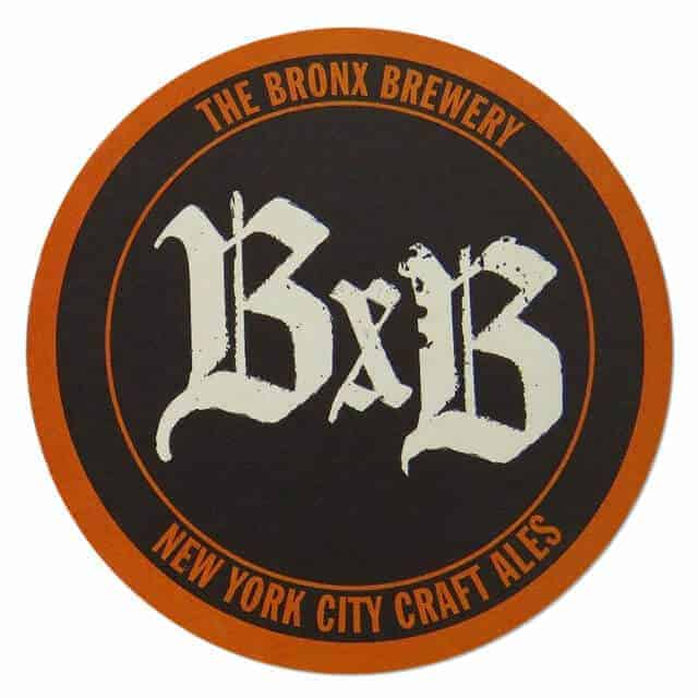 The Bronx Brewery Coaster