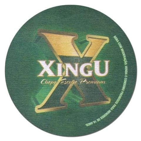 Xingu Beer Mat