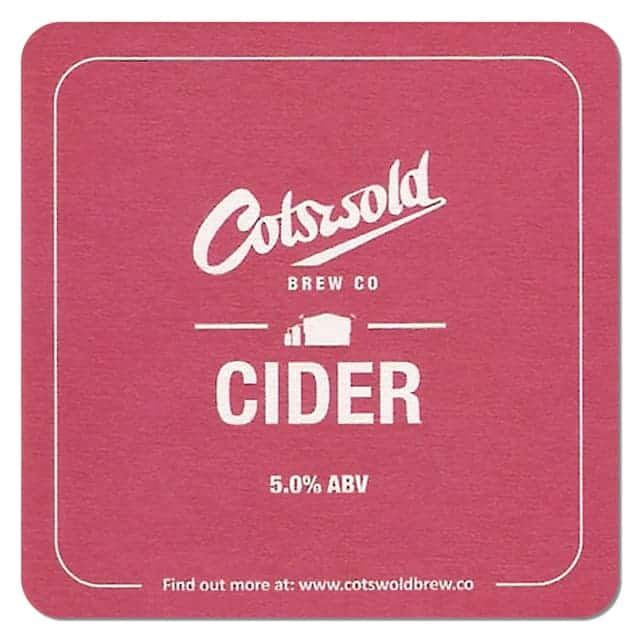 Cotswold Brew Co Drip Mat