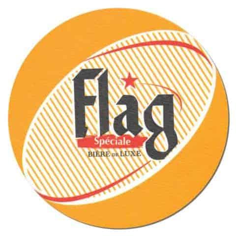 Flag Speciale Beer Mat