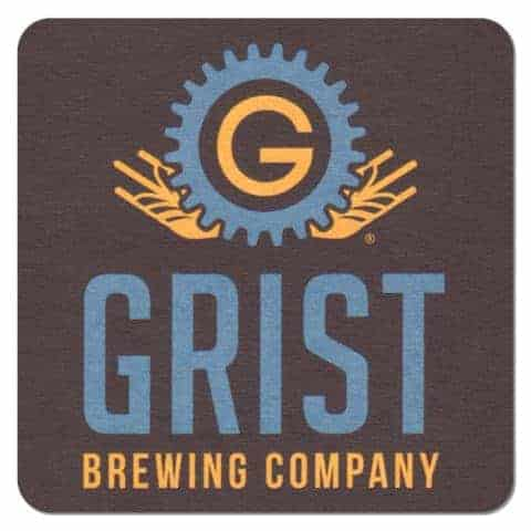 Grist Brewing Company Beer Mat
