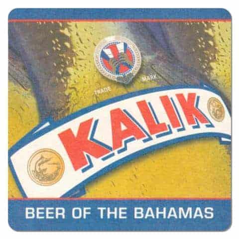 Kalik Beer Mat
