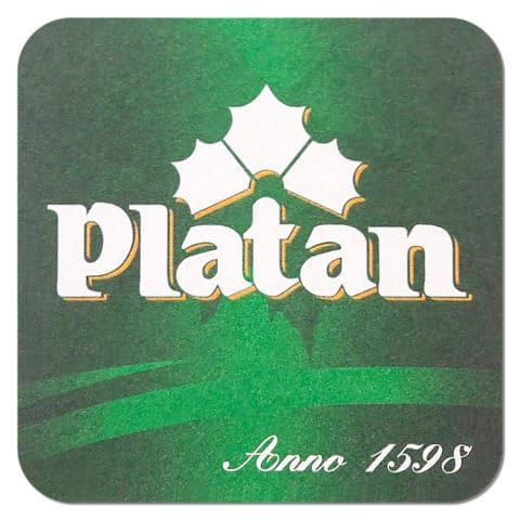 Platan Beer Mat