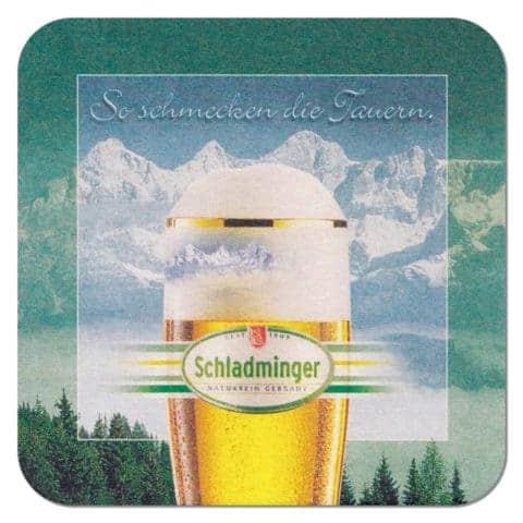 Schladminger Beer Mat