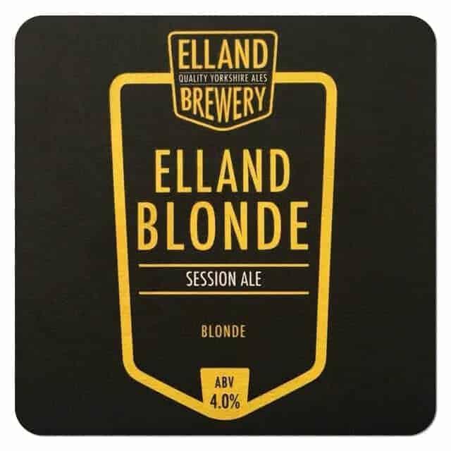 Elland Brewery Coaster