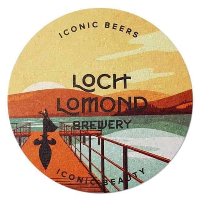 Loch Lomond Brewery Drip Mat