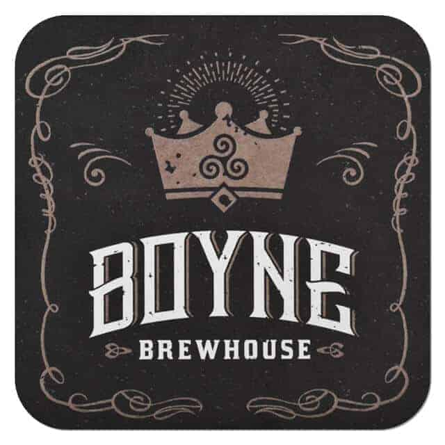 Boyne Brewhouse Coaster
