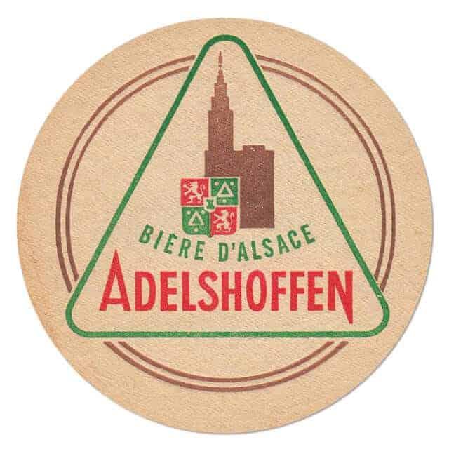 Adelshoffen Coaster