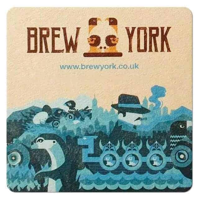 Brew York Drip Mat