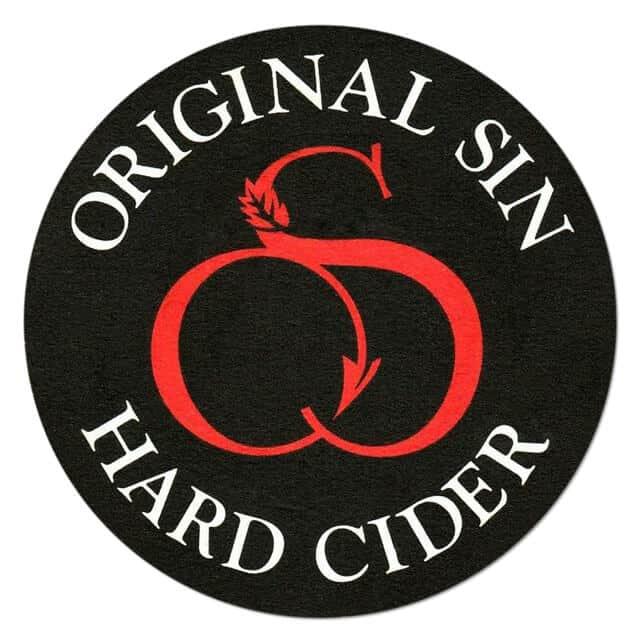 Original Sin Hard Cider Drip Mat