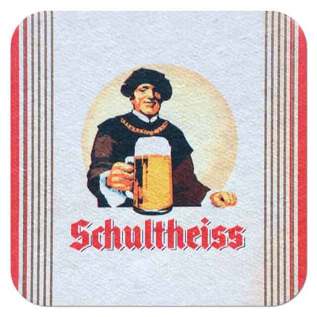 Schultheiss Coaster