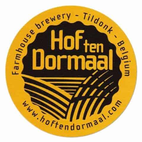 Hof ten Dormaal Beer Mat