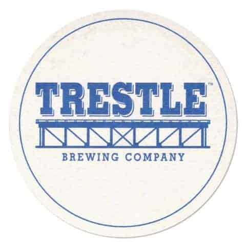 Trestle Brewing Company Drip Mat