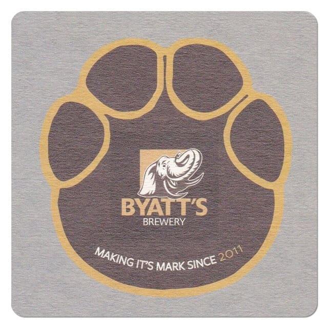 Byatts Brewery Drip Mat