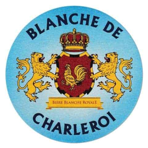 Blanche de Charleroi Coaster