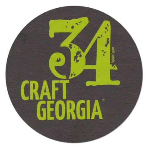 34 Craft Beer Mat