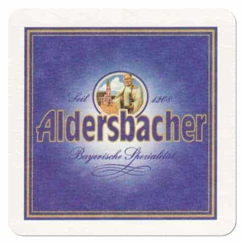 Aldersbacher Beer Mat