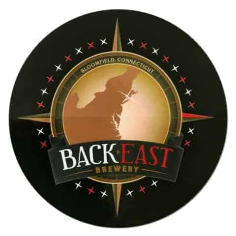 Back East Brewing Beer Mat