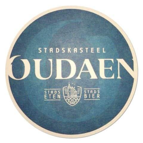 Brouwerij Oudaen Beer Mat