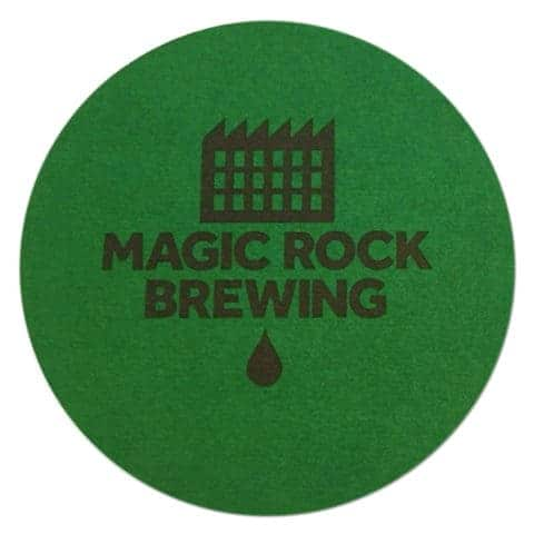 Magic Rock Brewing Drip Mat