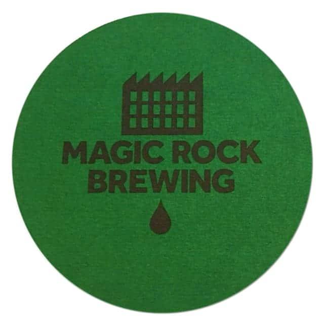 Magic Rock Brewing Drip Mat