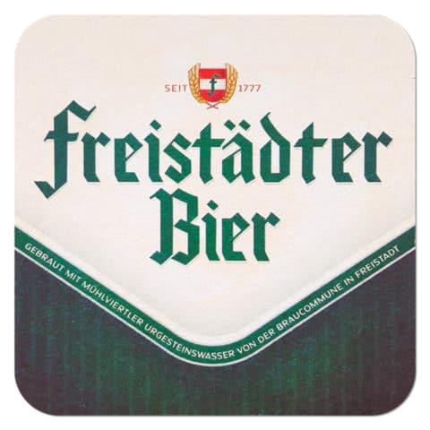 Freistadter Bier Beer Mat
