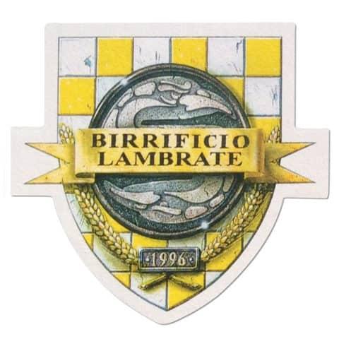 Birrificio Lambrate Beer Mat