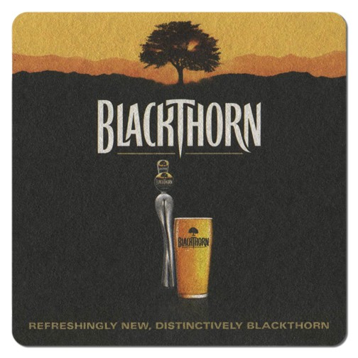 Blackthorn Cider Coaster