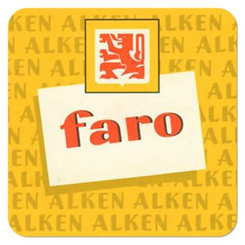 Faro Beermat